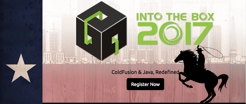 Logo Banner - Into the Box 2017 - Coldfusion and Java redefined